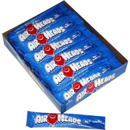 Airheads AirHeads Blue Raspberry 15,6 Gram