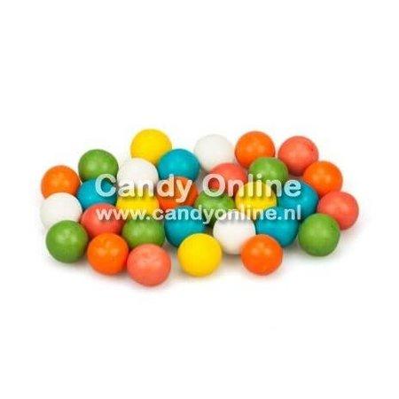 Overige Kauwgomballen Klein  /- 1,4 Cm 2,5 Kilo 1250 Stuks