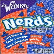 Wonka Wonka Nerds Wildberry & Peach