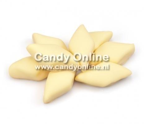 Overige Chocolade Spekjes Wit Klein 9 Stuks