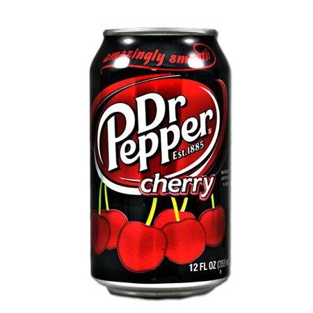 Dr Pepper Dr Pepper Cherry 355ml