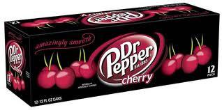 Dr Pepper Dr Pepper Cherry 355ml 12 Blikjes