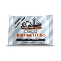 Fisherman's Friend Extra Sterke Lozenges  24 Zakjes