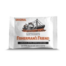 Fisherman's Friend  Orginal Extra Sterke Lozenges  24 Zakjes