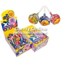 Chupa Chups - XXL Lolly's Fruit En Cola 50 Stuks