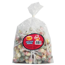 Candyman Fruit Lollies 175 Stuks