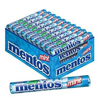 Mentos Mentos Mint 40 Rollen