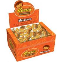 Reese's Peanut Butter Miniatures Box 105 Stuks 922 Gram