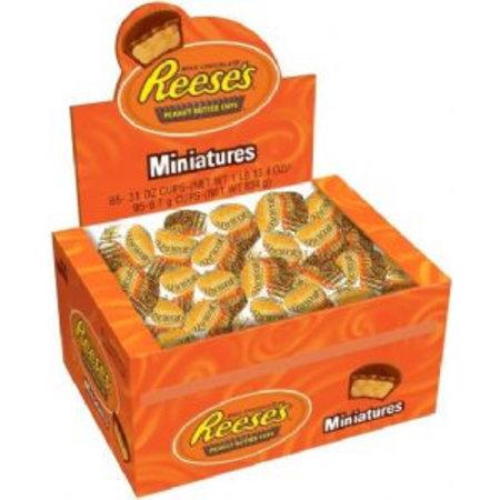 Reese's Reese's Peanut Butter Miniatures Box 105 Stuks 922 Gram