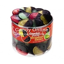 Red Band Zombie Drop-Fruit Smiles 1200 Gram 100 Stuks