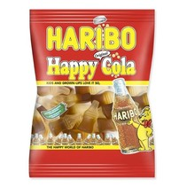Haribo Cola Flesjes 75 Gram 30 Stuks
