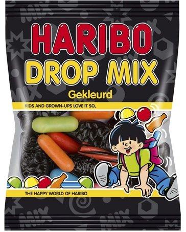 Haribo Haribo Drop Mix Gekleurd