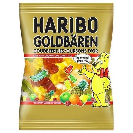 Haribo Haribo Goudbeertjes 75 Gram 30 Stuks