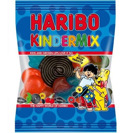Haribo Haribo Kindermix 75 gram 30 stuks