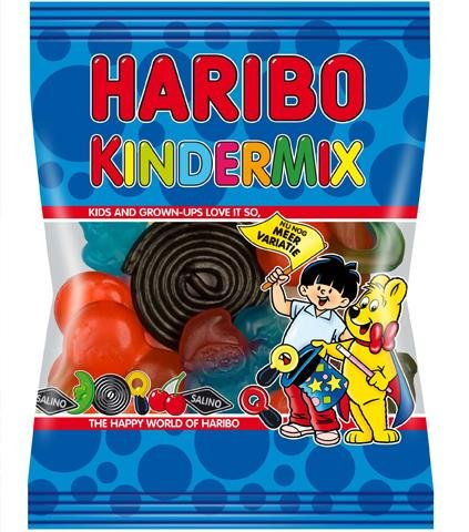 Haribo Haribo Kindermix 75 gram 28 stuks