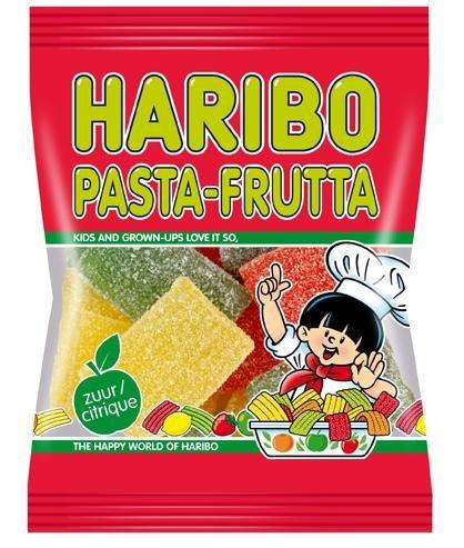 Haribo Haribo Pasta Frutta 70 Gram 28 Stuks