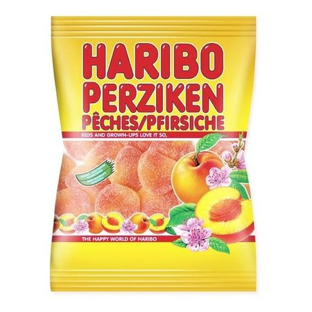 Haribo Haribo Perziken 75 Gram 30 Stuks