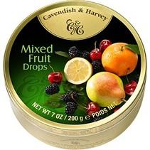 Cavendish En Harvey Mixed Fruit Drops 200 Gram