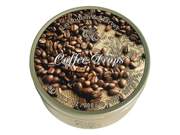 Cavendish & Harvey Cavendish En Harvey Coffee Drops 200 Gram