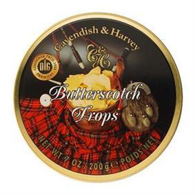 Image of Cavendish & Harvey Cavendish En Harvey Butterscotch 200 Gram 78151046