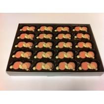 Chocolade Baby's Roze  /-60 Stuks