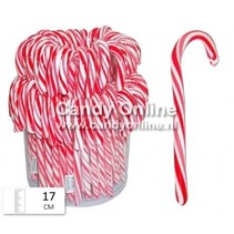 Candy Canes Rood/Wit 28 Gram 72 Stuks