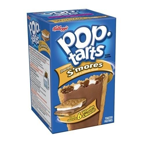 Pop-Tarts Kellogg's Pop-Tarts Frosted S'mores 416 Gram