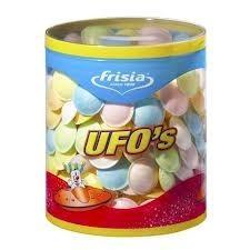 Frisa Vruchten Ufo's 300 Stuks ***SUPER SALE***