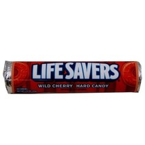 Lifesavers Wild Cherry Hard Candy 32 Gram