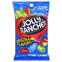 Jolly Rancher Orginal Flavors Hard Candy 198 Gram