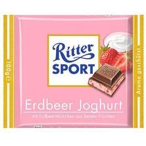 Ritter Sport Erdbeer Joghurt 100 Gram