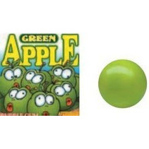 Oak Leaf Green Apple Kauwgomballen 2,5 Cm 6,43 Kilo