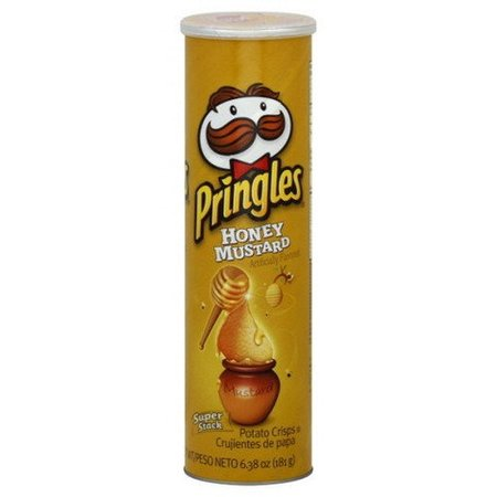 Pringles Pringles Honey Mustard 169 Gram
