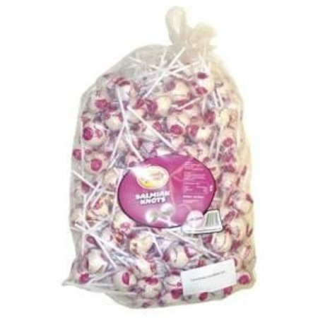 Candyman Candyman Salmiak Knotsen 150 Stuks