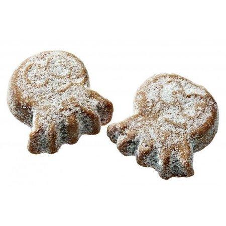 Bubs Bubs - Zweedse Zoute Foam Spookjes 200 Gram