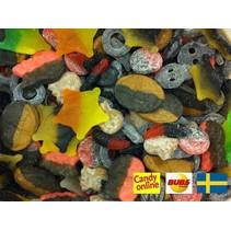 Candyonline Zweedse Snoepmix Bubs Godis 1 Kilo ***SUPER SALE***