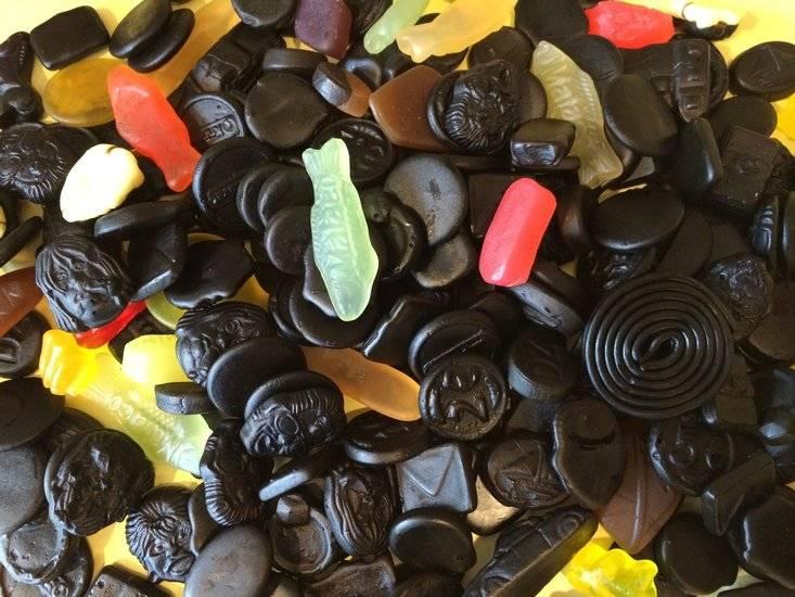Overige Candyonline Dropmix 1 Kilo