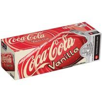 Coca Cola Vanilla 355ml 12 Blikjes