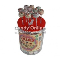 Candyman Double Lolly 100 Stuks