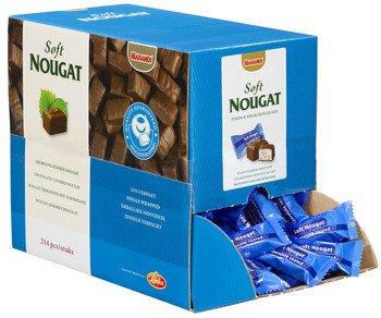 Lonka Lonka Soft Nougat Melk Chocolade 2.57 Kilo