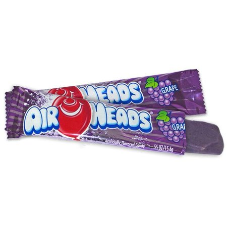 Airheads AirHeads Grape 15,6 Gram 2 Stuks