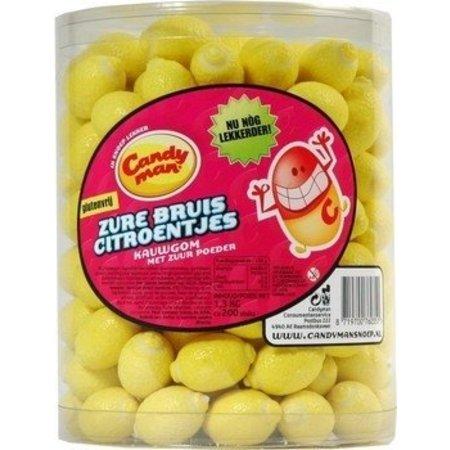 Candyman Candyman Bruis Citroentjes 200 Stuks