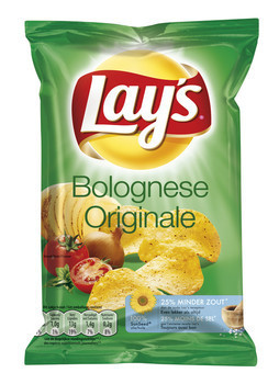 Lays Lays Chips Bolognese 40 Gram 20 Zakjes
