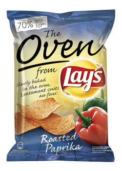Lays Lays Chips The Oven Van Lays Paprika 35 Gram 20 Zakjes