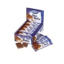 De Bron - Chocolade Wafel Suikervrij 24 Stuks