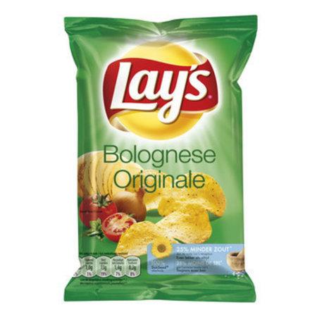 Lays Lays Bolognese Chips 20 Zakken a 40 Gram
