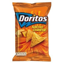 Doritos Nacho Cheese Chips 44 Gram 20 Zakken