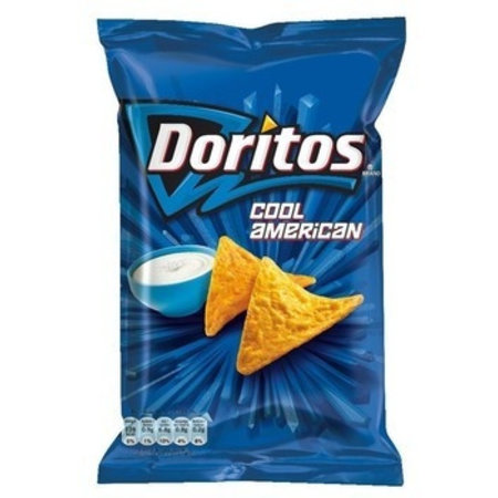 Doritos Doritos Cool American Chips 44 Gram 20 Zakken