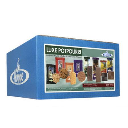 Hoppe Luxe Potourri 8 Soorten Koek 150 Stuks