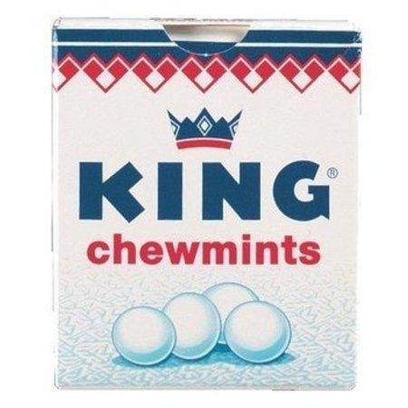 King King Chewmints 30 Stuks